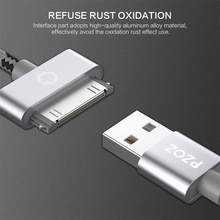 USB Cable Fast Charger for Apple iphone 4 s 4s 3GS iPad 2 3 iPod Nano itouch 30 Pin Charge adapter Cable Charging Data Sync