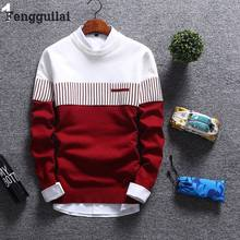 d010d884eeeb Nueva moda coreana Cardigan suéter Jumper hombres Knit pulóver abrigo manga  larga suéter(China)