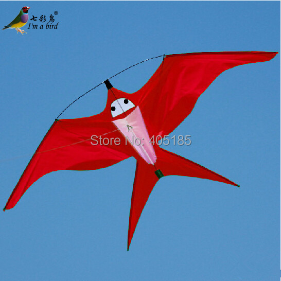 Outdoor Fun Sports New Traditional Swallow Kite Umbrella Cloth Carbon Fiber Rod With Flying Tools As Gift