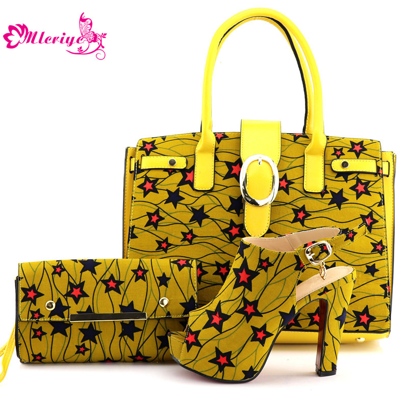 Matching Shoes and Bag Set In Heels Nigerian Women Wedding Shoes and Bag Set with Rhinestone Designer Shoes Women Luxury 2018 kimberly meter van sex lies and designer shoes
