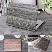 New Wood Grain Laptop Sleeve Notebook Case For Macbook Air 13 Case Cover For Apple Macbook Air Pro Retina 11 12 13.3 15 Inch