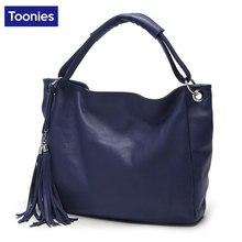 PU Casual Handbag Crossbody Bag Women Shoulder Totes Bag Tassel Bags Fashion Detachable Cross Handles Imitation