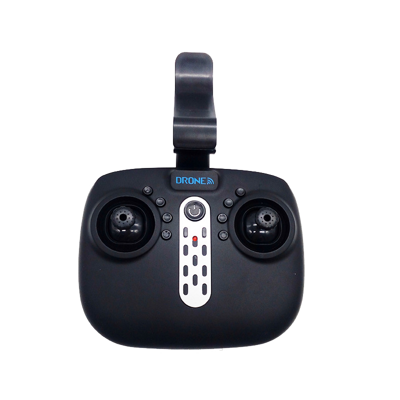 EBOYU 2.4 GHz 4CH Trasmettitore per JD-18TX JD-18 JY018 RC Quadcopter Pieghevole Drone + Clip di Telefono