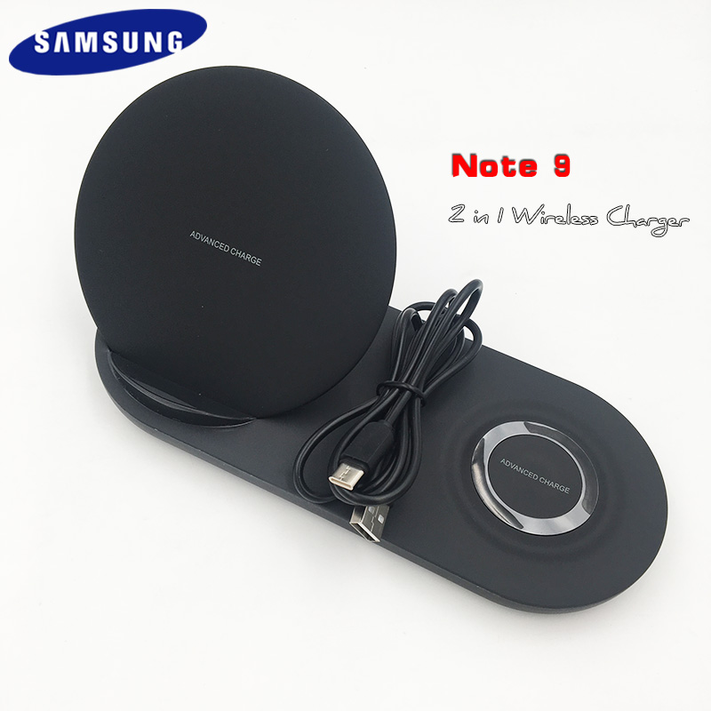 Samsung Charger-Pad Gear S8 Note 9 Fast 8-Plus For IPhone Original Wireless Duo 1 S9/S9