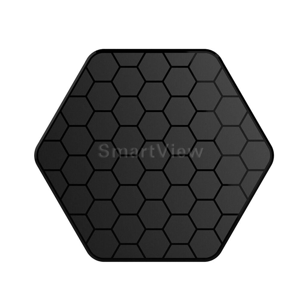 Boîtier de télévision intelligent d'origine T95Z Plus 2 go/16 go 3 go/32 go Amlogic S912 Octa Core Android 7.1 TVBOX 2.4G/5GHz WiFi BT4.0 4K décodeur - 4