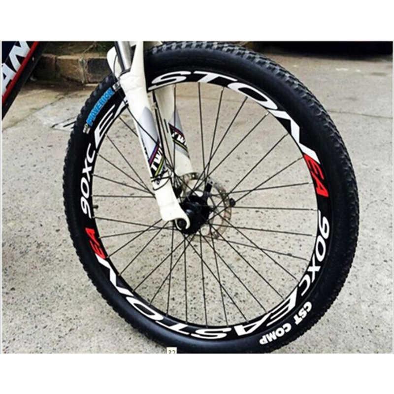 Pegatinas llantas carretera easton stickers decals adhesivos calcas ruedas bici