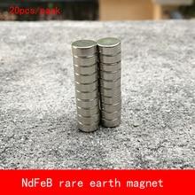 20pcs/pack  dia 10*4 Powerful Strong Bulk Small Round NdFeB Neodymium magnets grade n38 n52 magnet