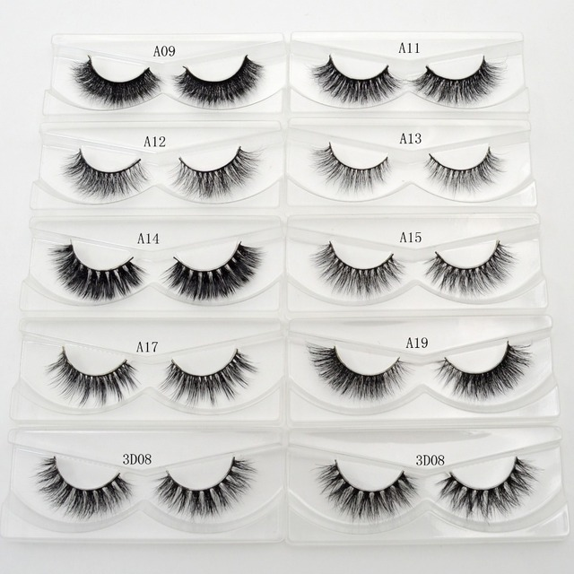 7b4cc43b5dc ... 3D Mink Eyelashes Crossing Mink Lashes Hand Made Full Strip Eye Lashes  34 Styles New Package cilios naturais. 49% Off. 🔍 Previous. Next