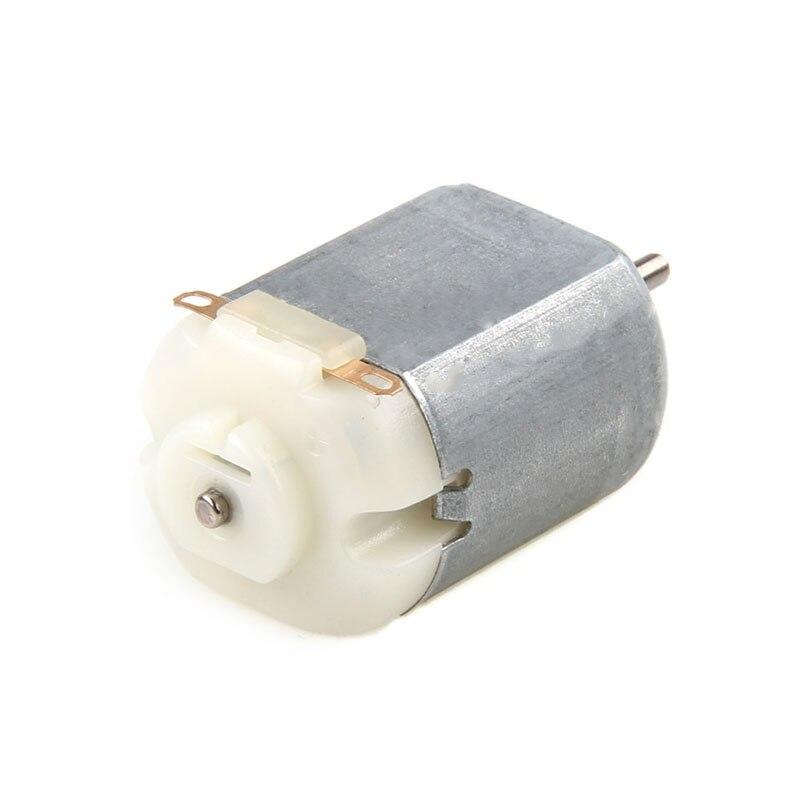 3pcs DC 3V-6V 130 Miniature DC Motor For Electric Toy Car Robot DIY Parts