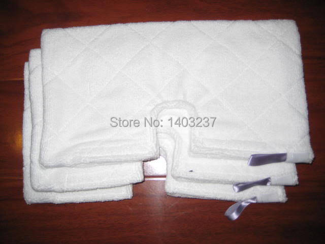 3 pcs Replacement RECTANGLE Pad for Shark Pocket Steam Mop S3501 S3601 S3901 S3501 поло trussardi jeans поло page 1