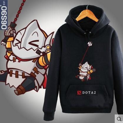 (HD116)Players Hoodie Hooded Men's Gamer Sportwear Men's Tops Casual Sweatshirt Men's Top Coat