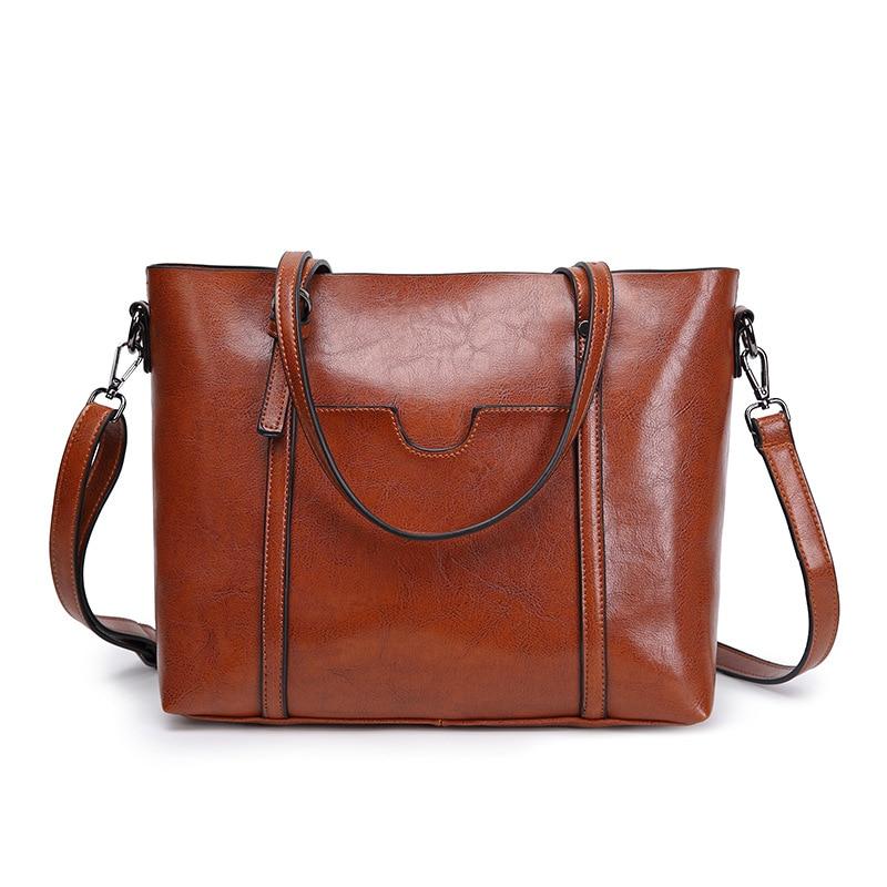 Fashion Women Leather Handbag Satchel Luxury Handbags Women Bags Designer 2017 Female Messenger Shoulder Bag bolsos