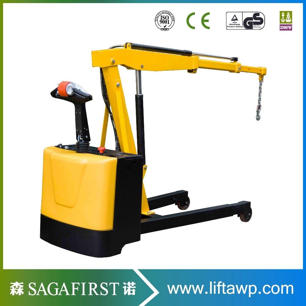 Workshop Lifting Tools Electric Floor Crane Shop Crane