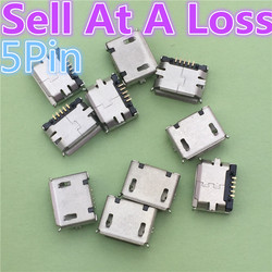 10pcs g18 micro usb type b female 5pin smt socket jack connector port pcb board charging.jpg 250x250