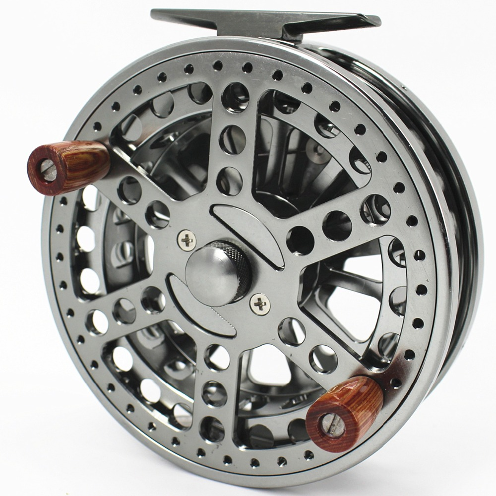 113 5MM 4 1 2 CNC MACHINED ALUMINUM CENTER PIN CENTREPIN FLOAT REEL STEELHEAD SALMON TROTTING