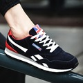2016 Moda de Nueva Hombres de La Manera Caliente Al Aire Libre Para Caminar manteniendo el equilibrio Zapato Ocasional Clásico de los hombres de Malla Transpirable zapatillas deportivas