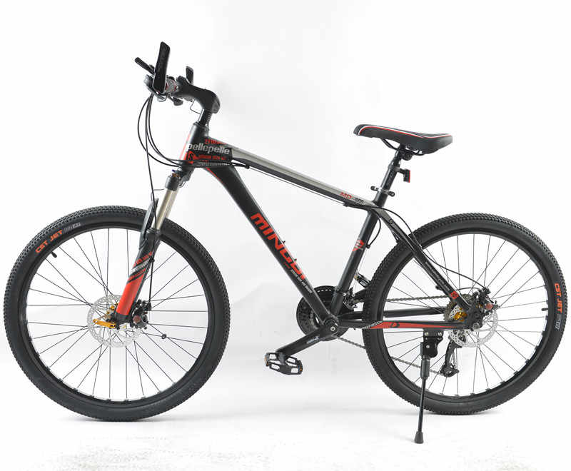 Высокое дюймов качество 26 дюймов велосипед Алюминиевый сплав 27 скорость умный метр не складной горный велосипед дюймов 18 дюймов велосипедная Рама Бесплатная deli