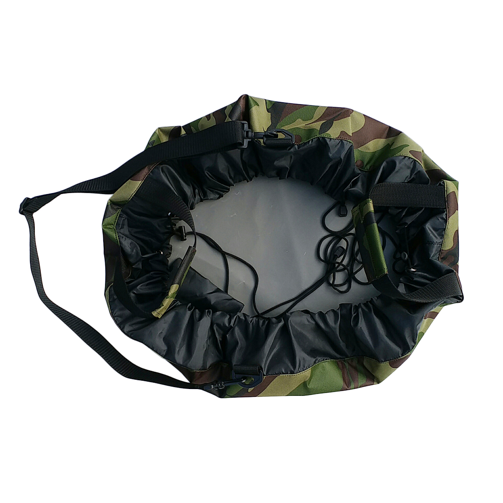 Durable Waterproof Wetsuit Change Bag Mat Carry Storage with Handle Straps for Surfing Swimming Kayak Water Sports Accessories kayak suit