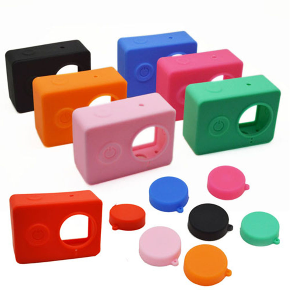 SHOOT Camera Accessories Housing Protective Waterproof Silicone Case ...