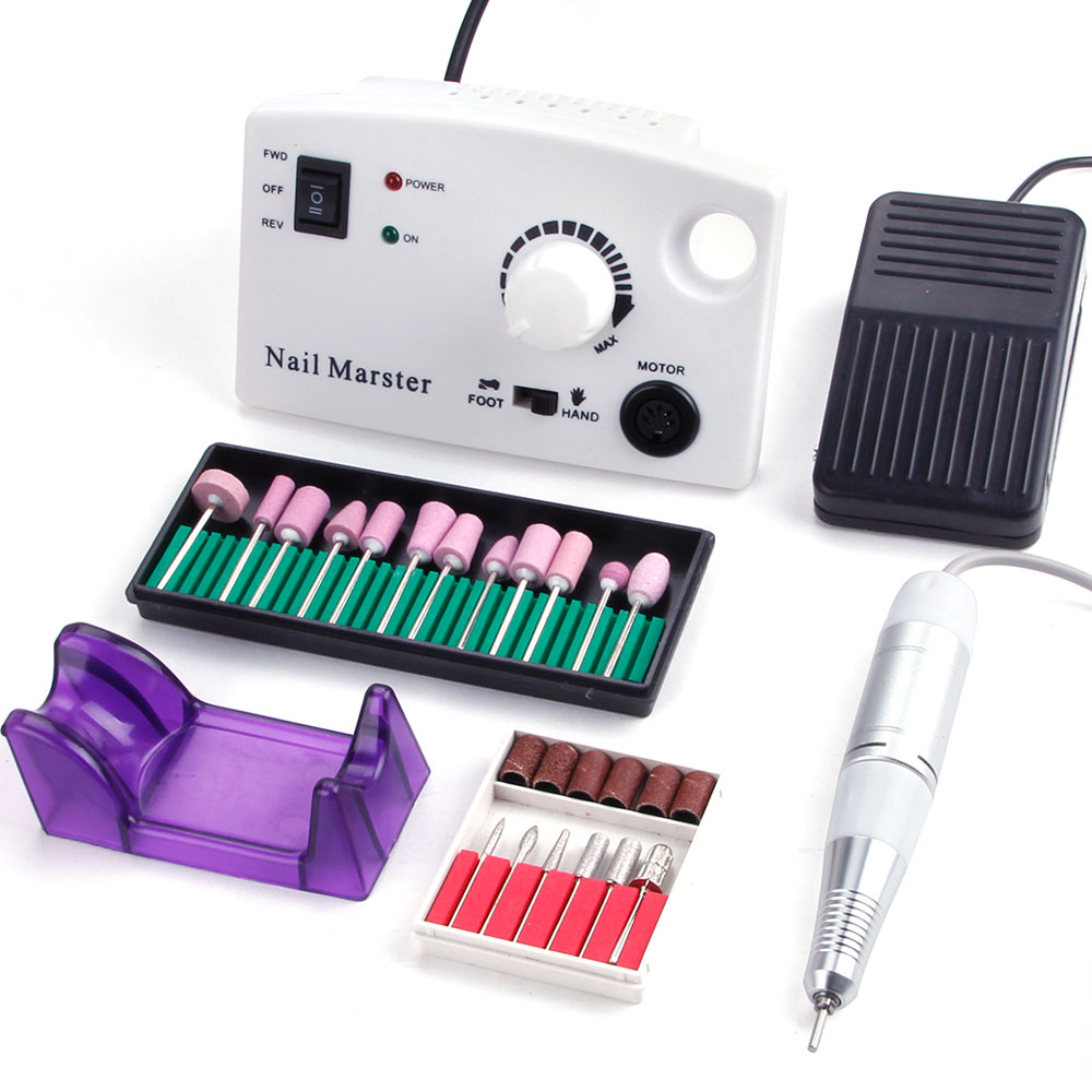 35000RPM 25W Electric Nail Drill Machine Ceramic Cutter Nail Art Equipment Pedicure Manicure Machine Apparatus Milling Machine35000RPM 25W Electric Nail Drill Machine Ceramic Cutter Nail Art Equipment Pedicure Manicure Machine Apparatus Milling Machine