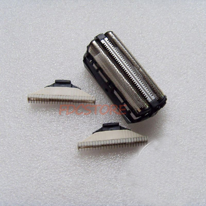 100% New Headgroom Replacement Shaver Head Cutter Blades And Foil  For Philips QC5550 QC5580 Free Shipping