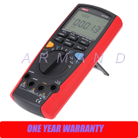 UNI T UT71E Intelligent LCD Digital Multimeter With USB Interface Frequency Tester Meter power 2500W USB true RMS