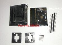BGA64 adaptateur spécial EMMC pour programmeur RT809H RT BGA64 01 prise RT BGA64 02 1.0mm cadre despacement 11*13mm