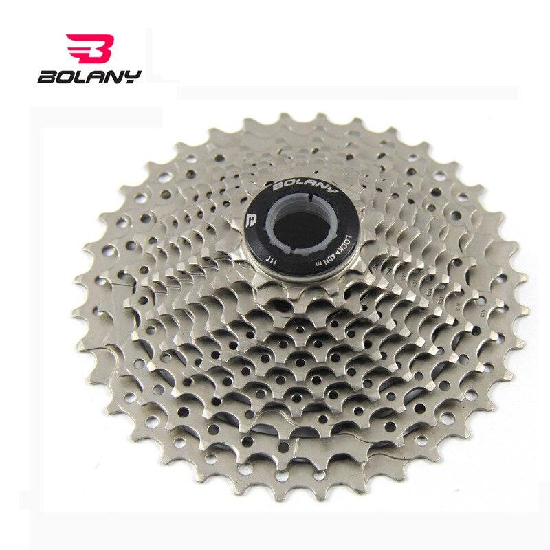 Volant de vélo de route cassete 11 vitesses vtt 11 vitesses 11-28 t Cassete roue libre pièces de cyclisme accessoires vélo roue libre volant