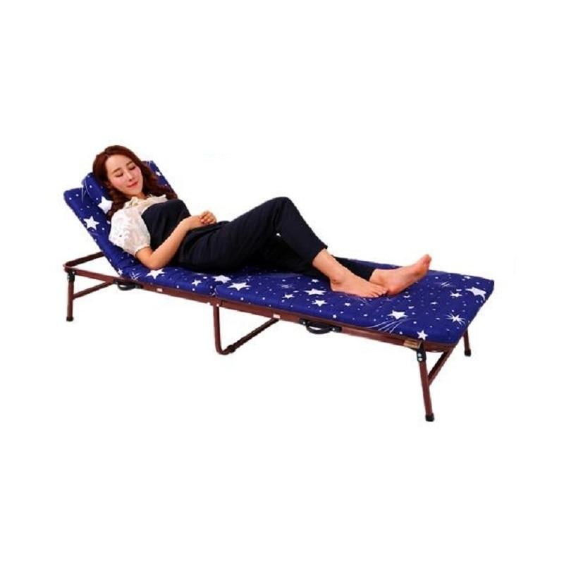 Mobilier Mobilya Cama Plegable Balcony Moveis Beach Chair Longue Folding Bed Lit Outdoor Furniture Salon De Jardin Chaise Lounge цена