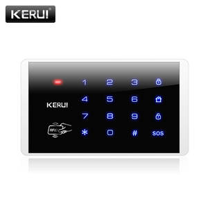 KERUI Keypad-System Card-Touch-Keyboard K16 RFID Wireless Password 433mhz for Home-House
