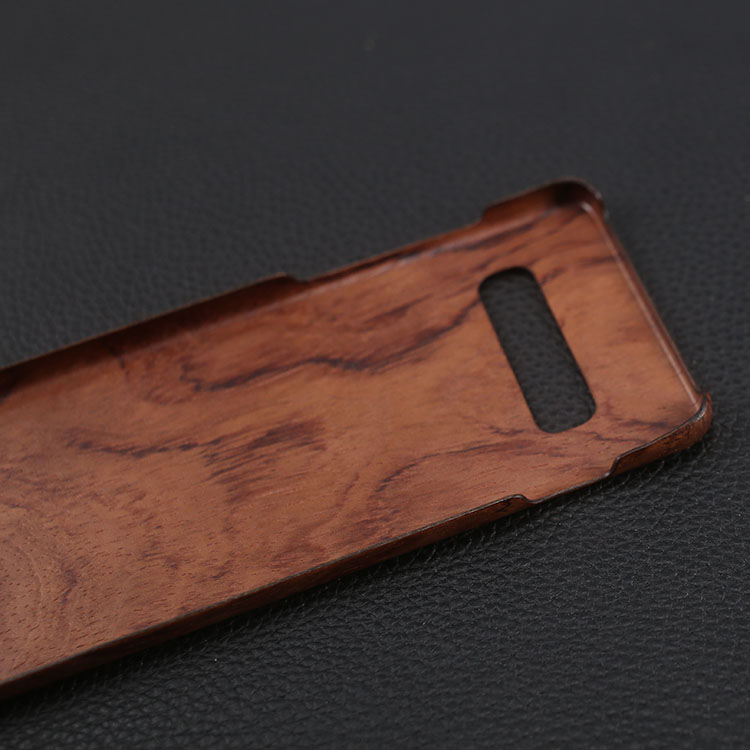 Image 5 - Natural Wooden phone case FOR Samsung S10 Plus S10 S10lite case 