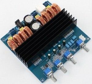 Image 3 - KYYSLB 200W+100W+100W Class D amplifier board TDA7498 2.1 digital power amplifier board super TPA3116