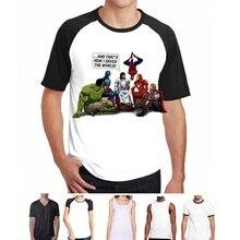Christian T-Shirts Superheroes S-6XL