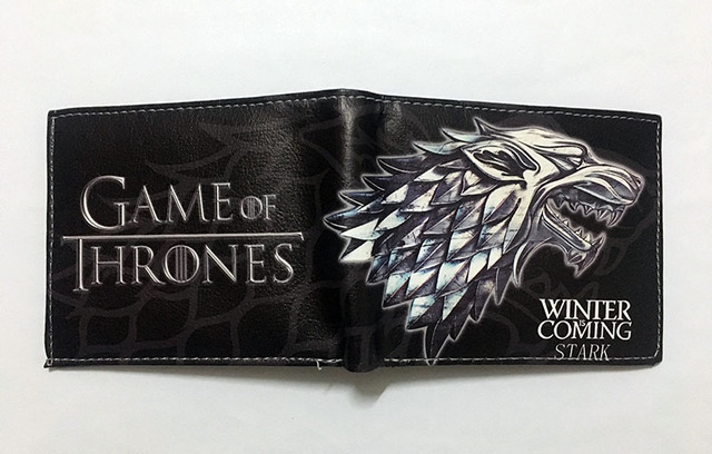 """Leather Wallets """"Games of Thrones"""" 2"""