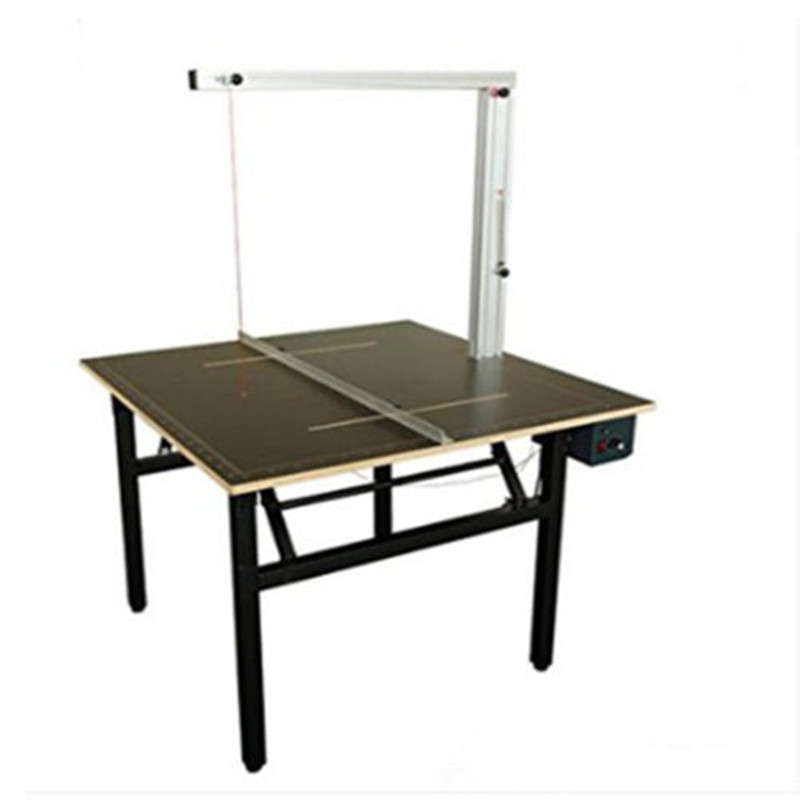 US STOCK Foam cutting machine table 110V High quality Desktop Hot Wire Foam Cutter Hot Melting Cutter Cloth styrofoam cutter цена 2017