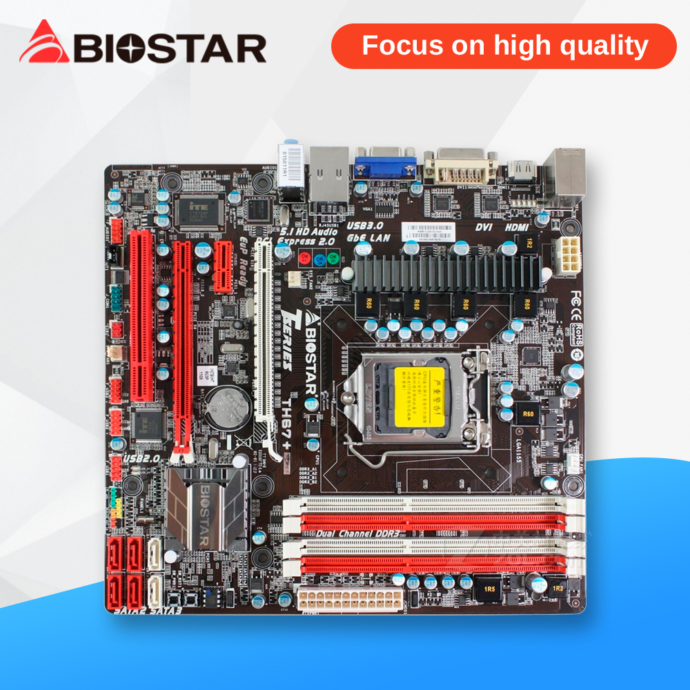 Biostar G41D3G+ Ver. 6.x Windows 7 64-BIT