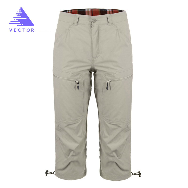 Brand Quick Dry Outdoor Pants Women Summer Camping Hiking Trousers Mountain Climbing Trekking Fishing Shorts 50014