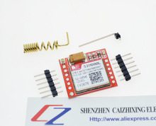Наименьший SIM800L MicroSIM Карты Основной Плате Quad-band GSM GPRS Модуль TTL Последовательный Порт