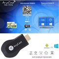 EZCAST MEDIA TV STICK PUSH CHROMECAST WiFi Display Receiver DONGLE CHROME AnyCAST Airplay Airmirror