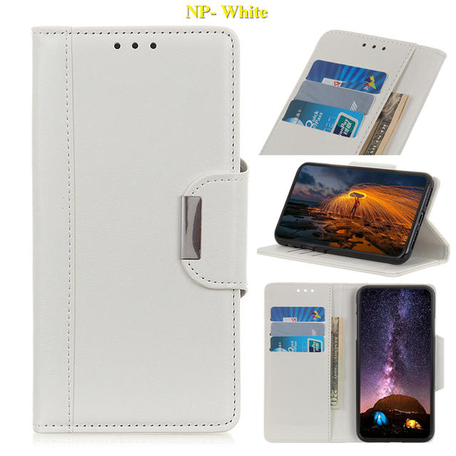 Business Magnetic Leather Wallet Case for iPhone 11/11 Pro/11 Pro Max 13