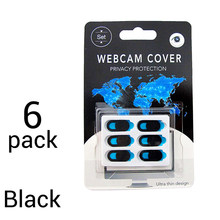 New Arrival WebCam Cover Plastic Universal Camera Cover For Web Laptop iPhone PC Laptops Sticke(China)