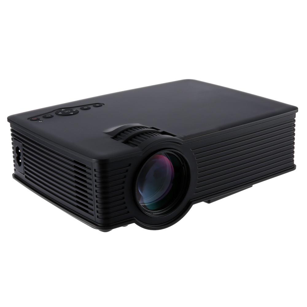 Prix pour GP-9 Portable Mini Home Business Education Génie Théâtre 2000 Lumens 1920X1080 Pixels Multimédia HD LCD Projecteur
