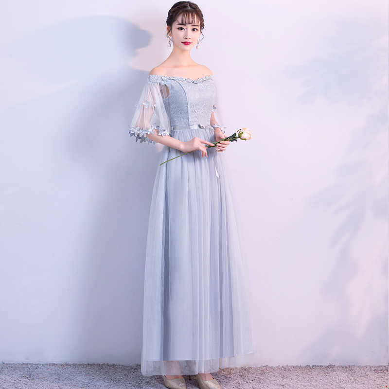 ... 2018 sexy women s gown prom dress plus size bridesmaid dress BN332 ... 7e6b091b3124