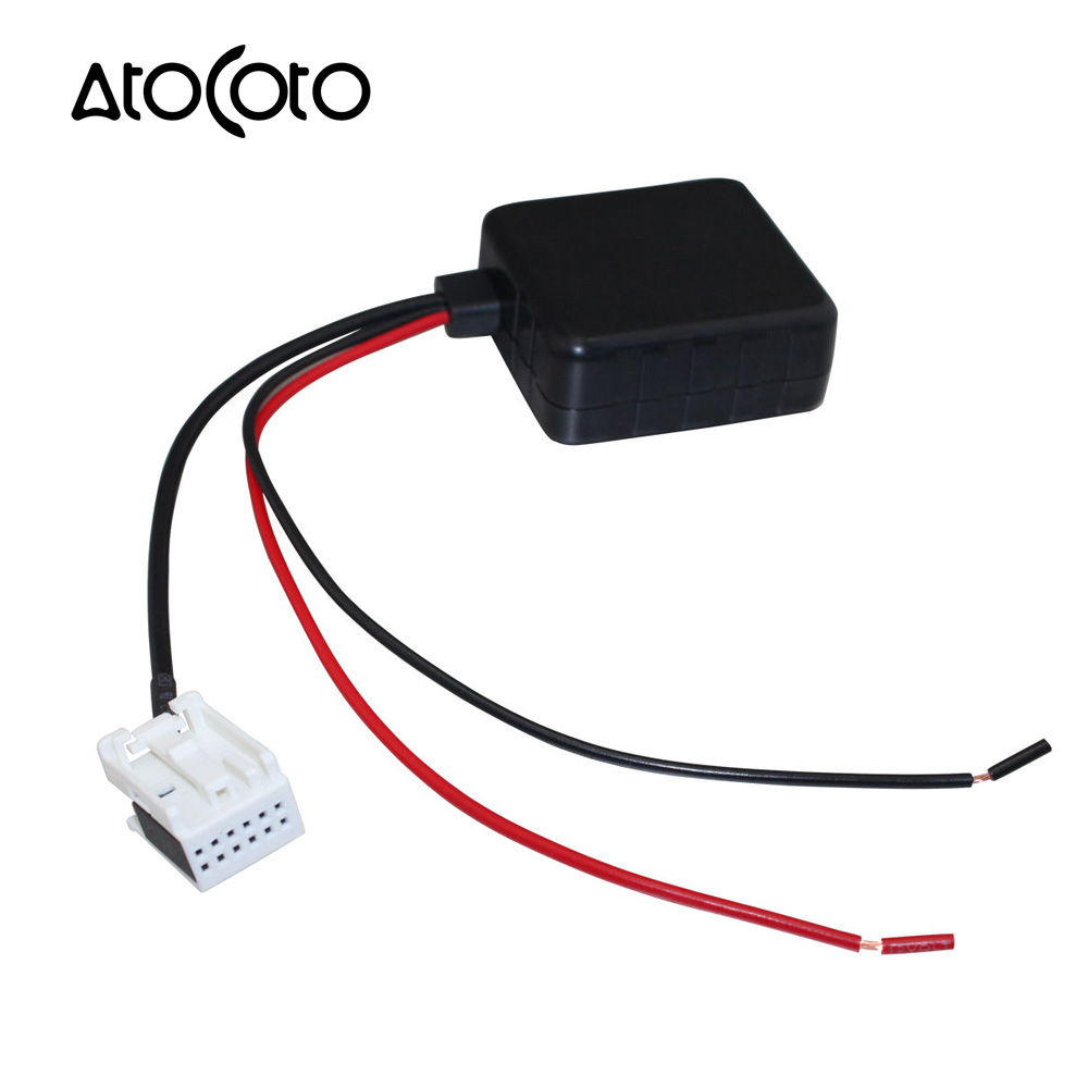 car bluetooth module with filter for vw rcd210 rcd310. Black Bedroom Furniture Sets. Home Design Ideas