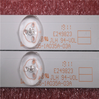 עבור lg תאורת LED אחורית עבור 43E3000 43E3500 43E6000 5835-W43002-2P00 5800-W43001-5P00 VER01.00 02K03177A LG מסך RDL430WY LD0-10D (3)