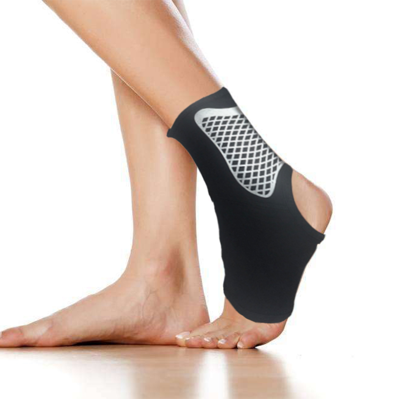 Basketball Ankle Support Brace Sports Ankle Socks Elastic High Protect Equipment Safety Running Fitness Gym Newest Ankle weights in Ankle Support from Sports Entertainment