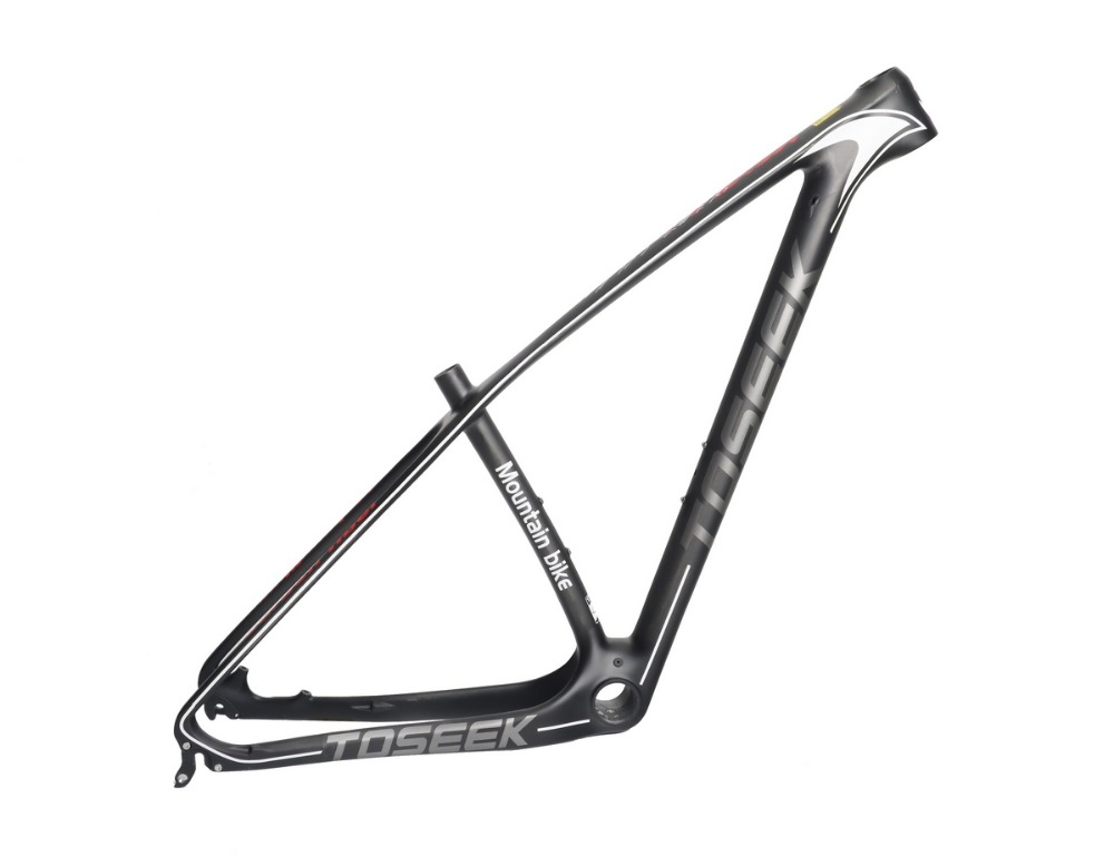 TOSEEK Bicycle 26er/27.5er/29er carbon frames 15/17/19/21