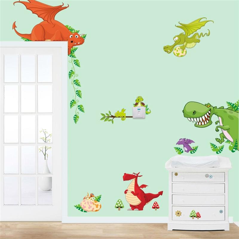 dinosaur wall art home...