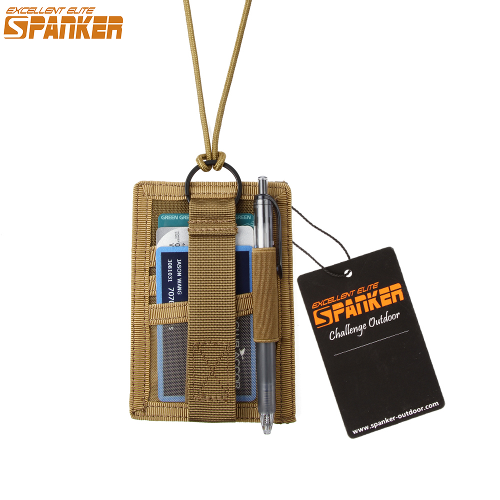Prix pour Brigantine Chasse ID Titulaire Sac Tactique Poche Fichier Dossier Organisateur Sac Hanging Pocket 1050D Militaire Nylon Molle Sport Fichier Sacs