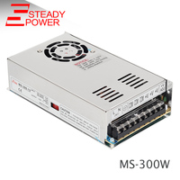 Steady CE Approved MS 300 15 300w Tattoo Power Supply
